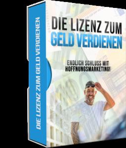 Ralf Schmitz die lizenz zum geld verdienen